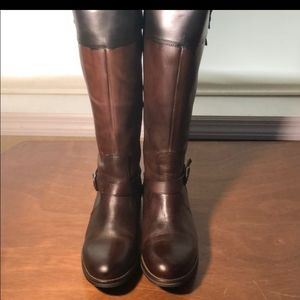 Wolverine Shannon Leather Women's Riding Boots